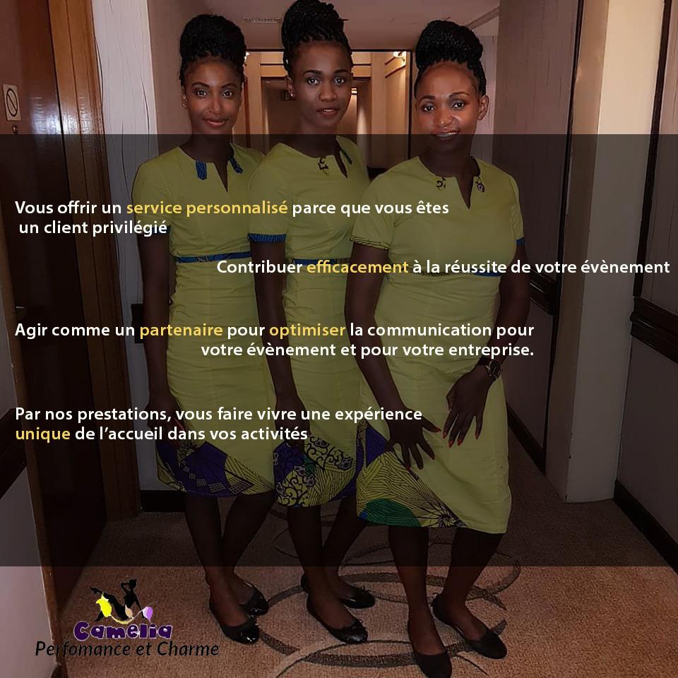 Mission - Camélia Cameroun
