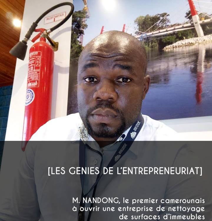 M NANDONG CEO Donami Clean