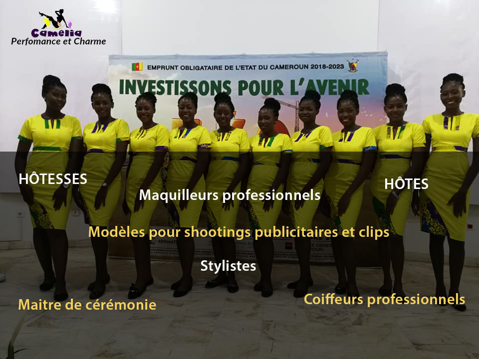 Offres - Camélia Cameroun