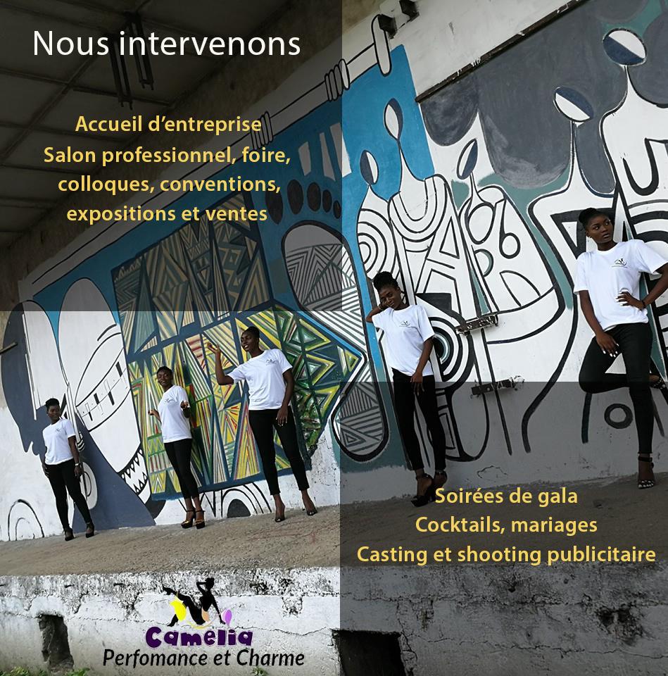 Prestations - Camélia Camerounl