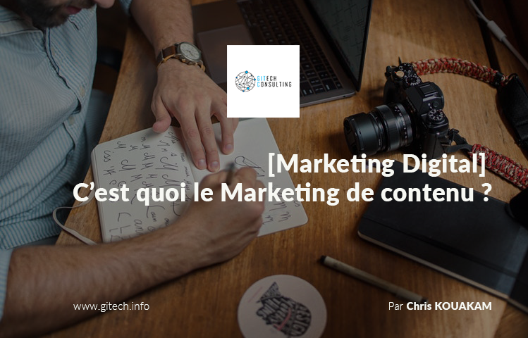 C'est quoi le Marketing Digital