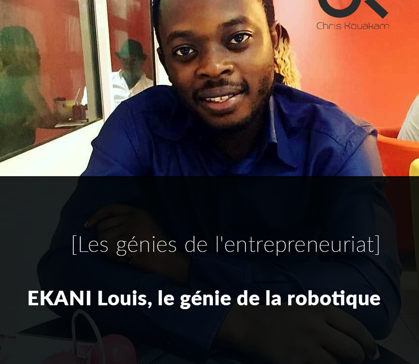 EKANI Louis Co Founder House Innovation